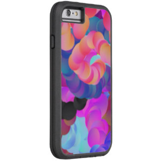 Psychedelic Abstract Pattern Colorful Case