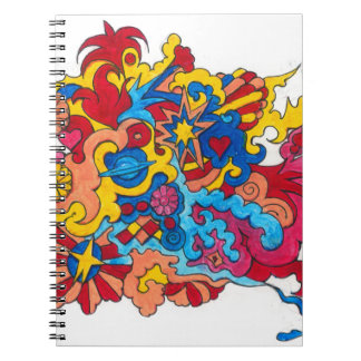 Psychedelic America Notebook