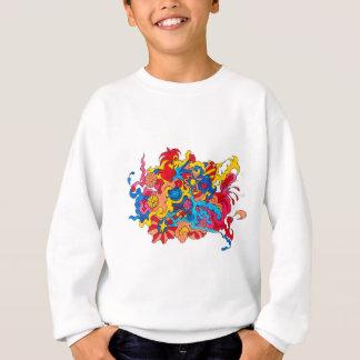 Psychedelic America Sweatshirt