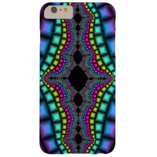Psychedelic and Trippy Barely There iPhone 6 Plus Case