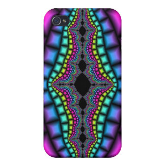 Psychedelic and Trippy iPhone 4 Cover