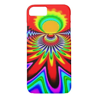 Psychedelic Angel iPhone 7 Case