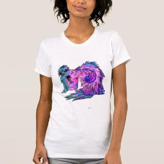 Psychedelic Angel Tee Shirt