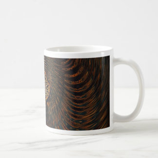 Psychedelic Atom Coffee Mug