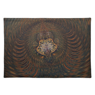 Psychedelic Atom Placemat