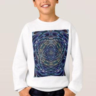 Psychedelic Atom Portal Pattern Sweatshirt