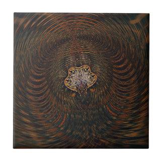 Psychedelic Atom Tile