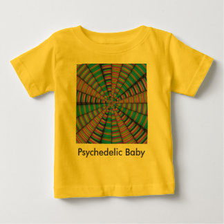 Psychedelic Baby Baby T-Shirt