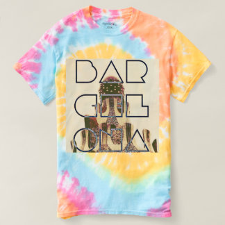 psychedelic barcelona t-shirt
