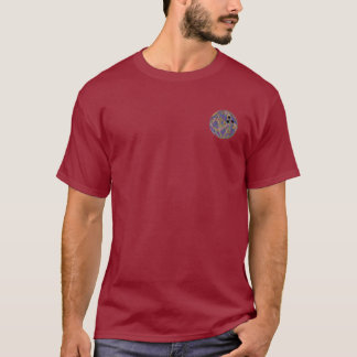 Psychedelic Bowling Ball Shirt