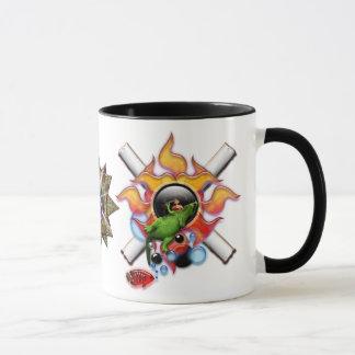 Psychedelic Breakfast Mug