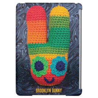 Psychedelic Brooklyn Bunny Cover For iPad Air