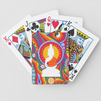 Psychedelic Buddha Poker Deck