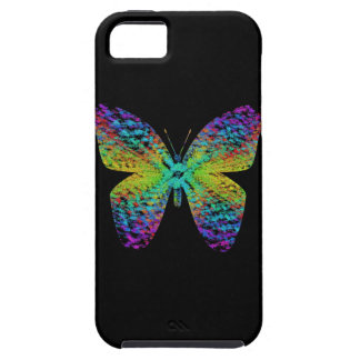 Psychedelic butterfly. iPhone 5 cover