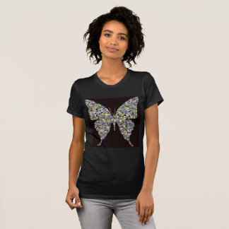 Psychedelic Butterfly Tee