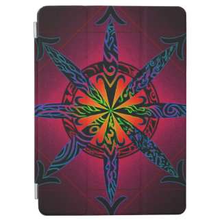 """Psychedelic Chaos 9.7"""" iPad Pro Cover"""