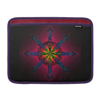 Psychedelic Chaos - Choose Your Color! Sleeve For MacBook Air