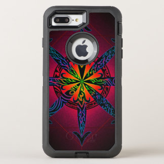 Psychedelic Chaos OtterBox Defender iPhone 8 Plus/7 Plus Case