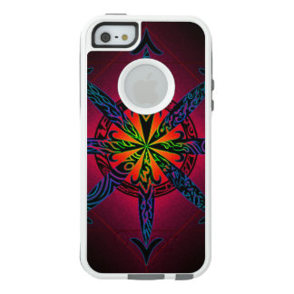 Psychedelic Chaos OtterBox iPhone 5/5s/SE Case