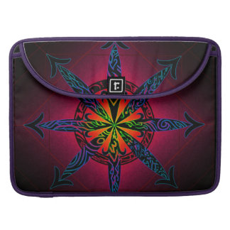 Psychedelic Chaos Sleeve For MacBook Pro