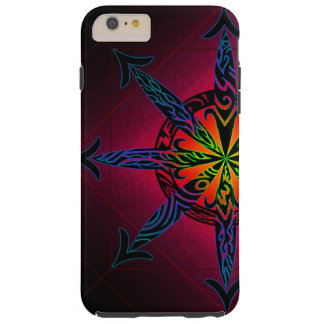 Psychedelic Chaos Tough iPhone 6 Plus Case