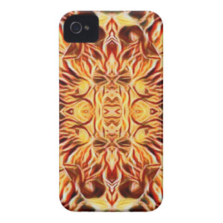 Psychedelic color iPhone 4 Case-Mate case