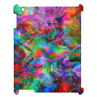 Psychedelic Color Swirl