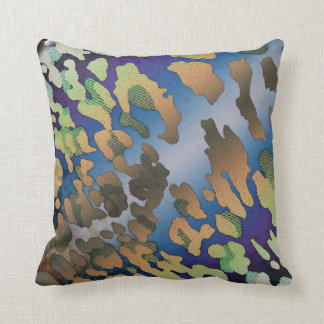 Psychedelic Cowhide Pillows