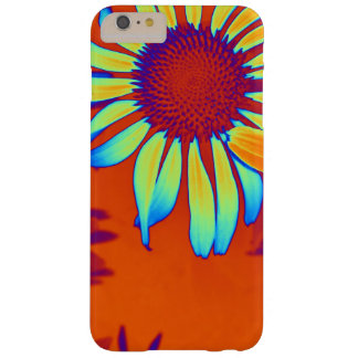 Psychedelic Daisies Barely There iPhone 6 Plus Case