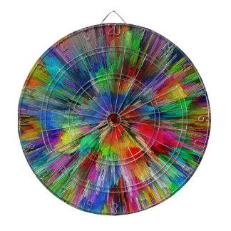 Psychedelic Dartboards