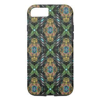 Psychedelic Design iPhone 8/7 Case