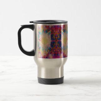Psychedelic Design Mug