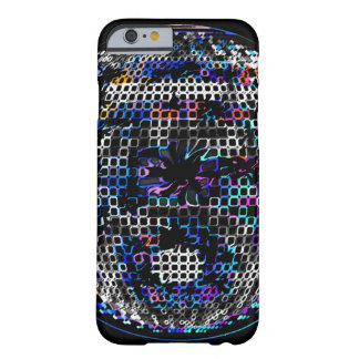 Psychedelic Disco Ball Barely There iPhone 6 Case