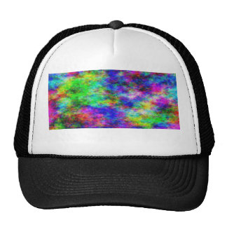 Psychedelic Distortion Hat