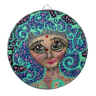 Psychedelic Dreamer Dart Board