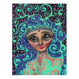 Psychedelic Dreamer Postcard