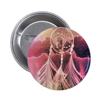 Psychedelic Dreams 2 Inch Round Button