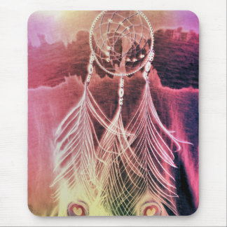 Psychedelic Dreams Mouse Pad