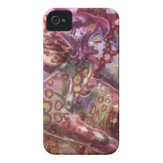 Psychedelic Earth Fairy Case Case-Mate iPhone 4 Case