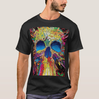 Psychedelic effect T-Shirt