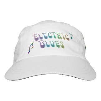 Psychedelic Electric Blues Music Hat