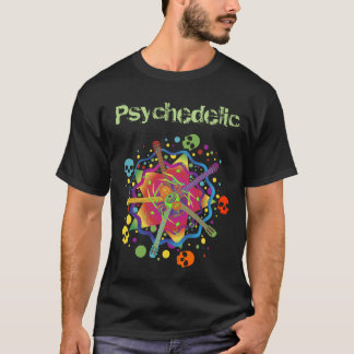 Psychedelic experience 70´s T-Shirt