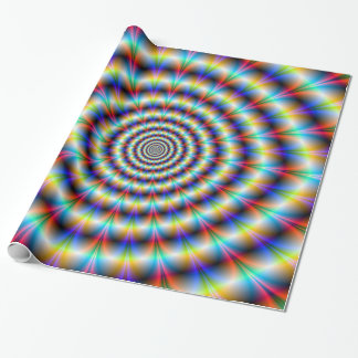 Psychedelic Eye Wrapping Paper