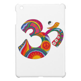 Psychedelic Fat Om Cover For The iPad Mini