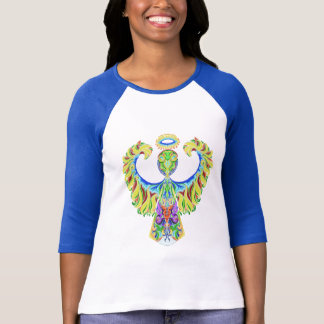 Psychedelic Flash ~Christmas~ Soft Jersey Tee Shirt