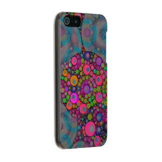 Psychedelic Floating Bubbles Incipio Feather® Shine iPhone 5 Case
