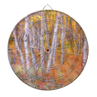 Psychedelic Forest Dart Boards