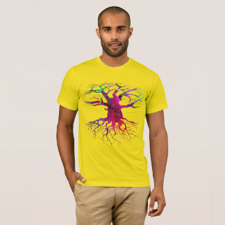 Psychedelic Forest Tree 2 T-Shirt