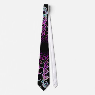 Psychedelic Fractal Spirals: Necktie