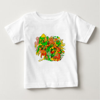 Psychedelic Fun Baby T-Shirt